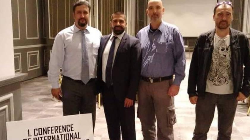 Uluslararası Özel Dediktifler Toplantısı -İzmir